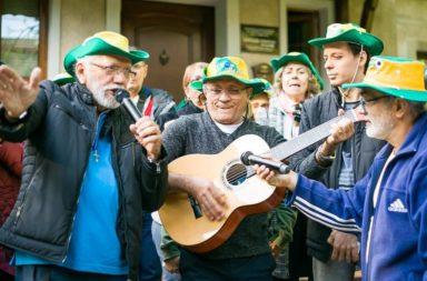 Do Siołkowic zawitali Brazylijczycy